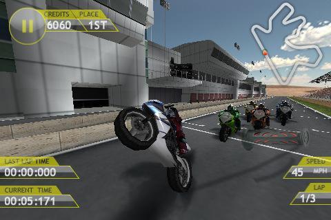 Motorbike GP - Imagem 2 do software