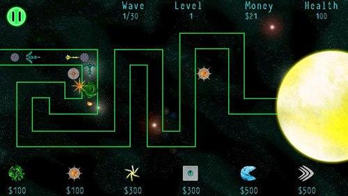 Mission Defense - Imagem 1 do software