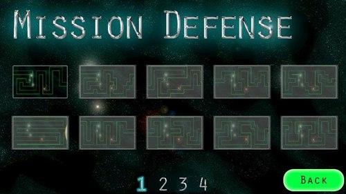 Mission Defense - Imagem 2 do software