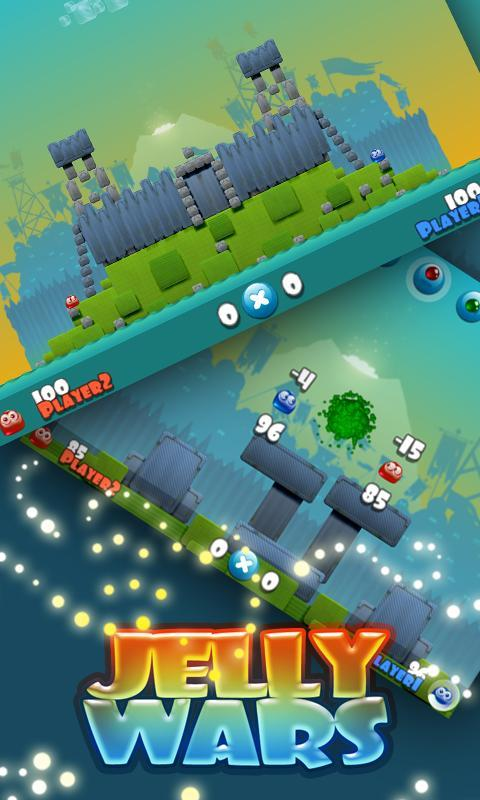 Jelly Wars Free - Imagem 2 do software