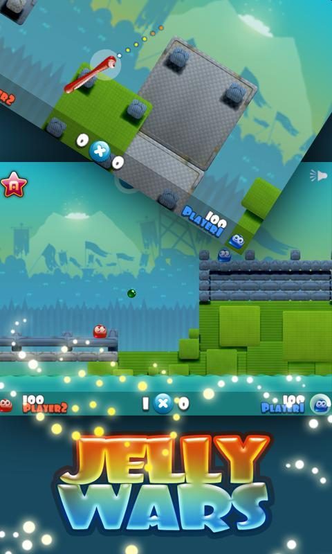 Jelly Wars Free - Imagem 1 do software