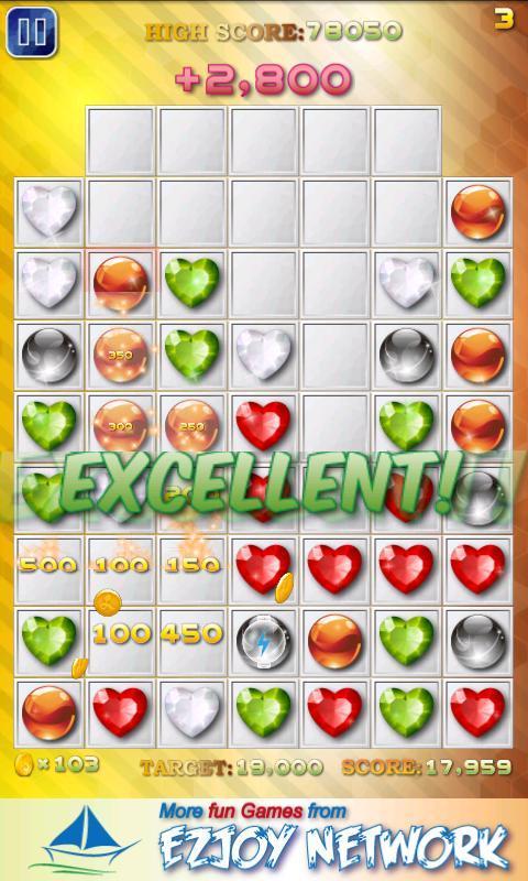 Jewels Miner! - Imagem 4 do software