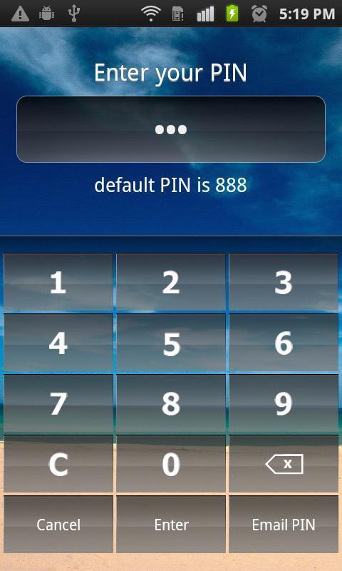 Ultimate App Guard - Imagem 2 do software