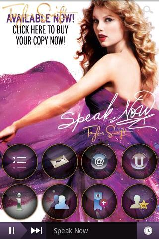 Taylor Swift - Imagem 1 do software