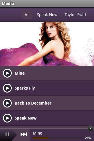 Taylor Swift - Imagem 2 do software
