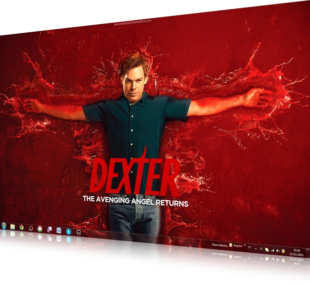 Dexter Windows 7 Theme - Imagem 1 do software