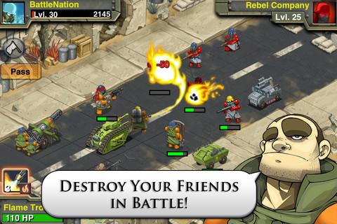 Battle Nations - Imagem 1 do software