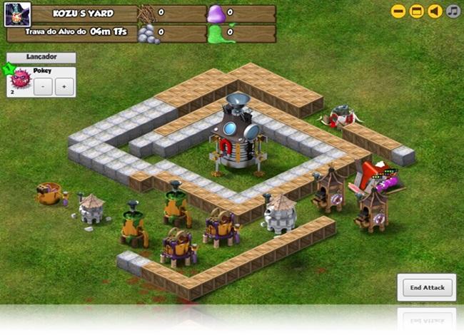 Backyard Monsters - Imagem 2 do software