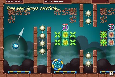 Spikey`s Bounce Around - Imagem 1 do software