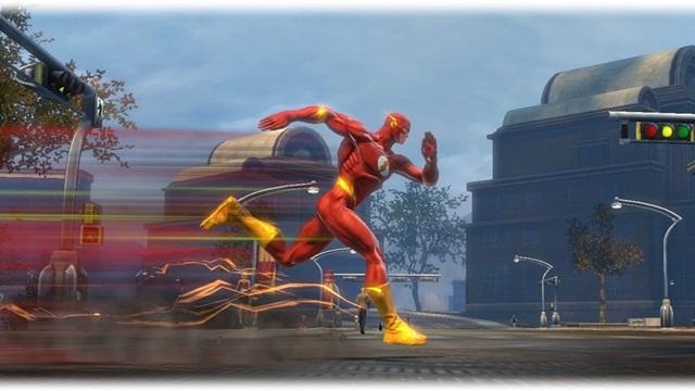 DC Universe Online.