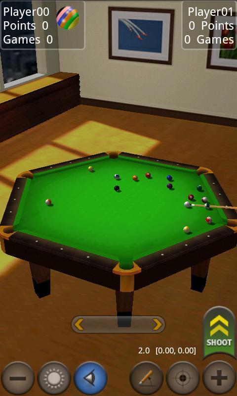 Pool Break Lite - Imagem 1 do software