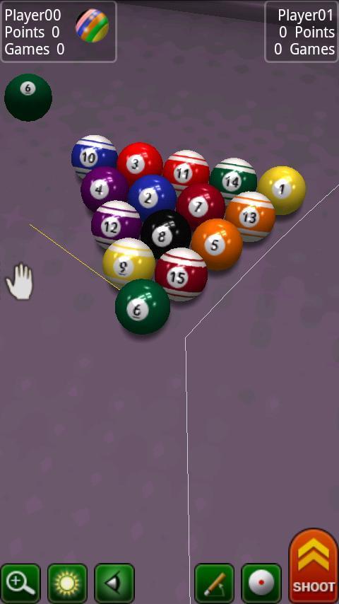 Pool Break Lite - Imagem 2 do software