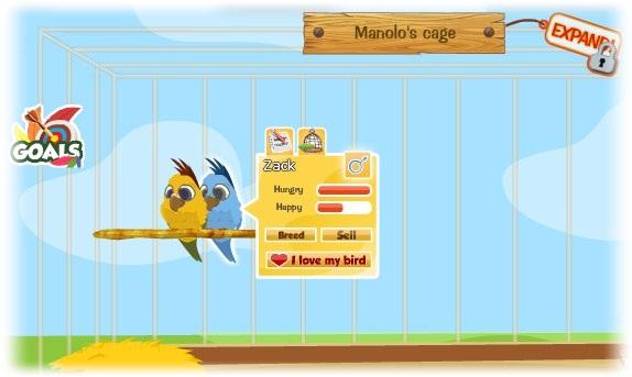 Birdland - Imagem 2 do software