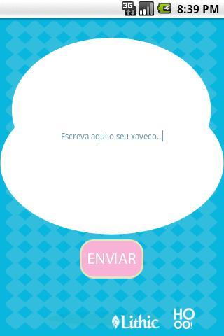 Xavecador - Imagem 2 do software