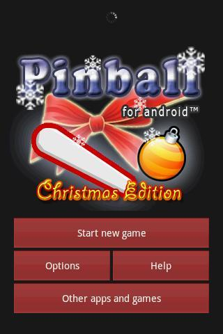 Pinball XMas Edition - Imagem 1 do software