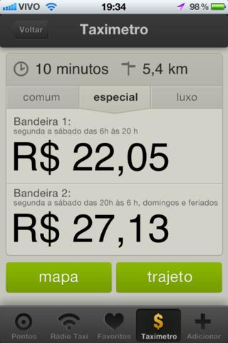 Moove Taxi - Imagem 1 do software