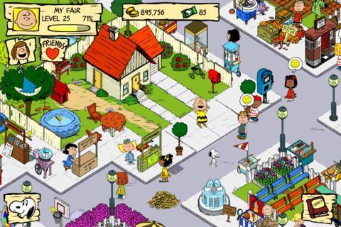 Snoopy´s Street Fair - Imagem 1 do software