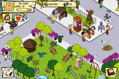Snoopy´s Street Fair - Imagem 2 do software