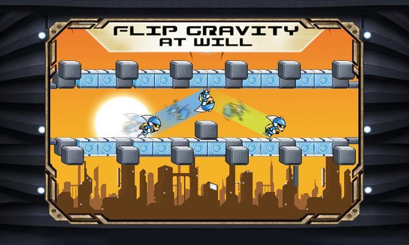 Gravity Guy FREE - Imagem 1 do software