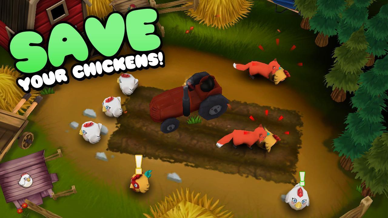 Chicken Coup Remix Free - Imagem 1 do software