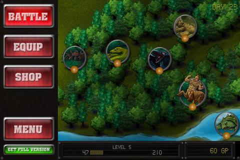 King Cashing Lite: Slots Adventure - Imagem 2 do software