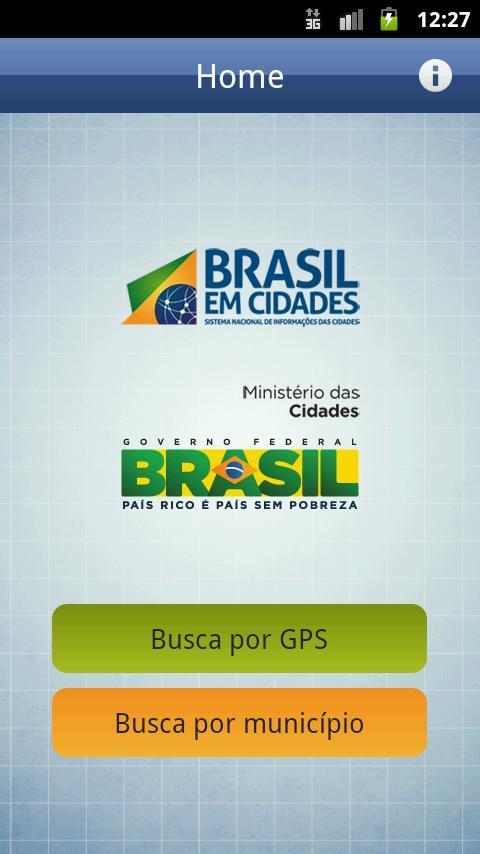 Brasil em Cidades - Imagem 1 do software