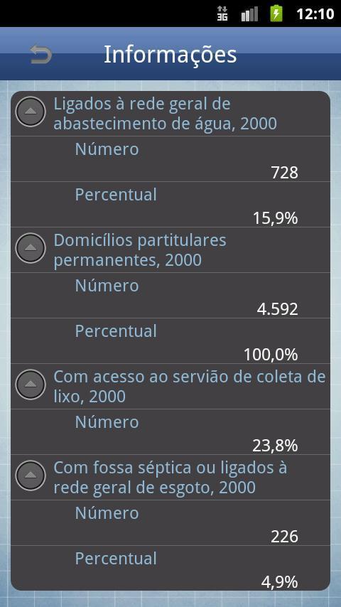 Brasil em Cidades - Imagem 2 do software