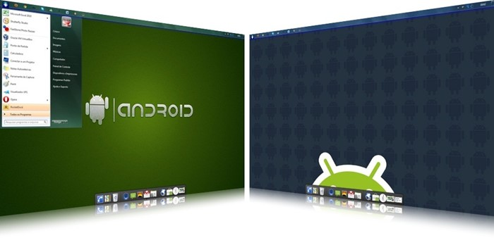 Android Skin Pack 2.0.