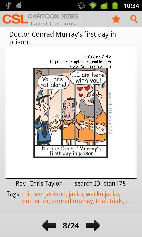 Cartoon News - Imagem 2 do software