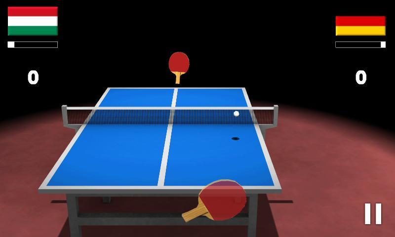 Virtual Table Tennis 3D - Imagem 1 do software