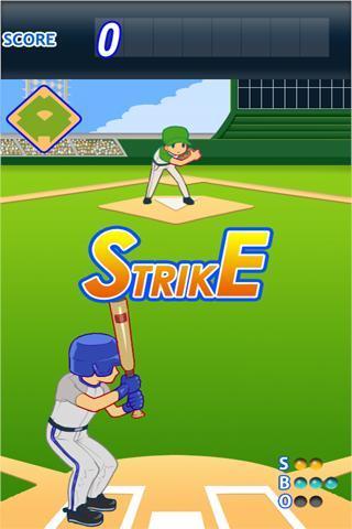 Homerun Derby: Baseball Free - Imagem 1 do software