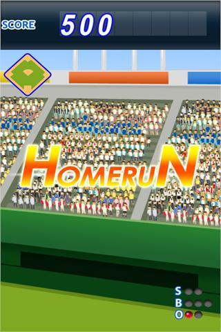 Homerun Derby: Baseball Free - Imagem 2 do software
