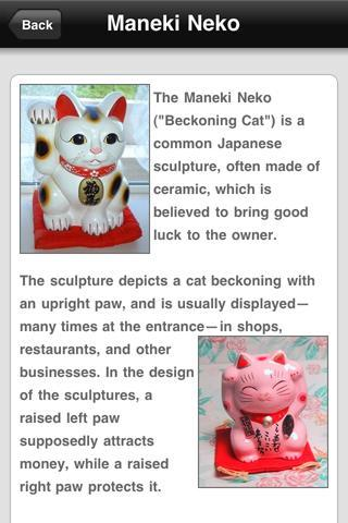 Lucky Cat with Daily Fortune - Imagem 2 do software