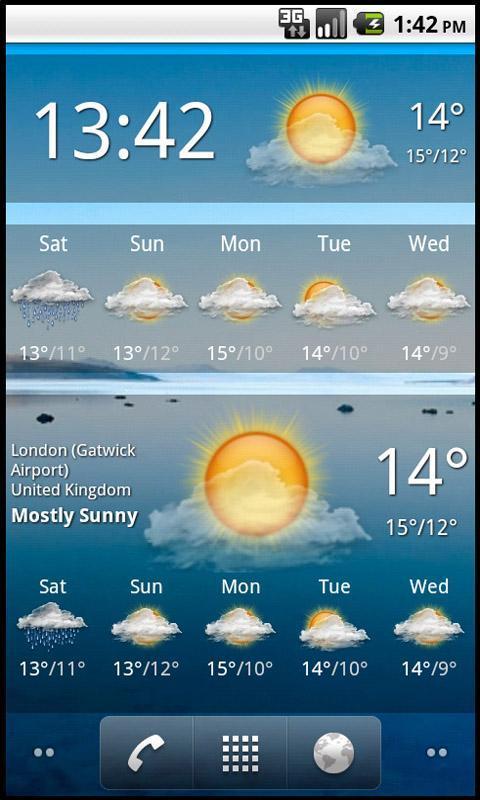 Weather Services - Imagem 1 do software