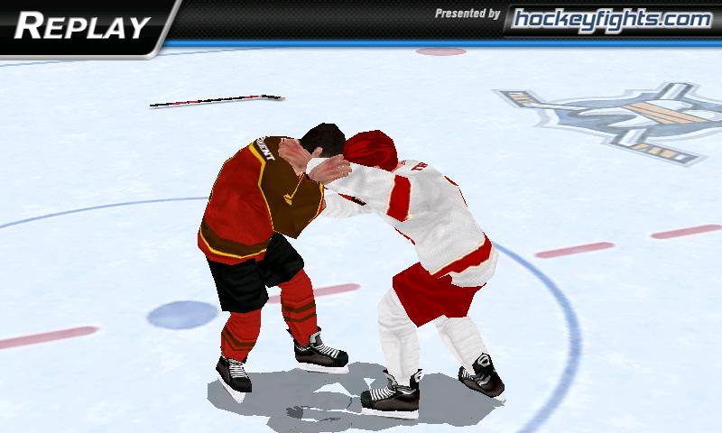 Hockey Fight Lite - Imagem 2 do software
