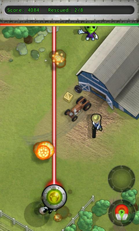 Alien Rescue Episode 1 - Imagem 1 do software