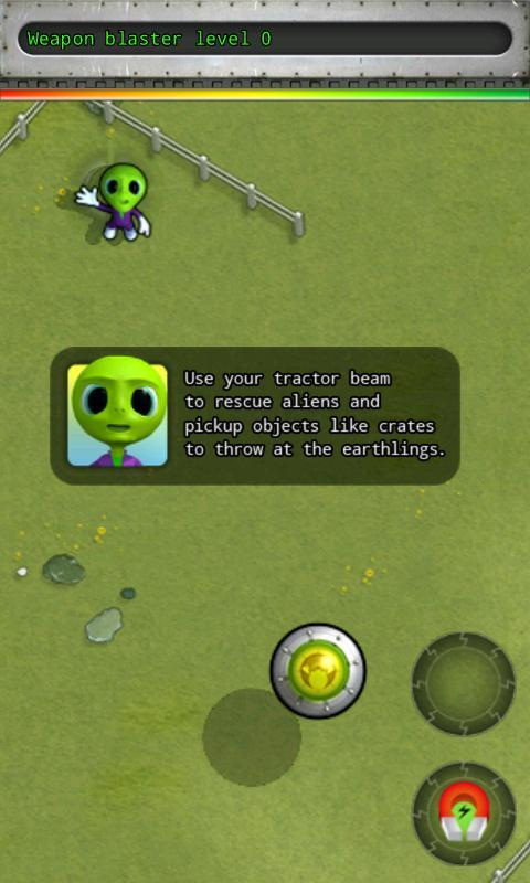 Alien Rescue Episode 1 - Imagem 2 do software