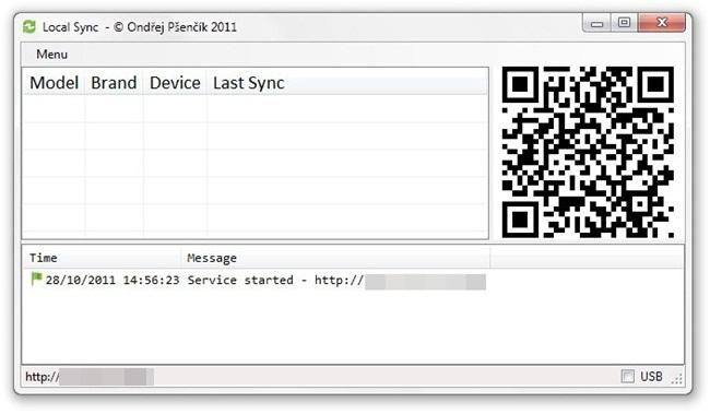 Local Sync - Imagem 1 do software
