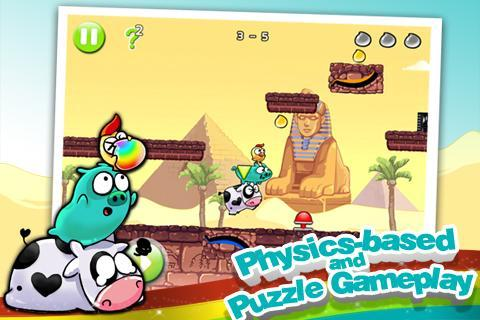 Angry Piggy (Adventure) - Imagem 1 do software
