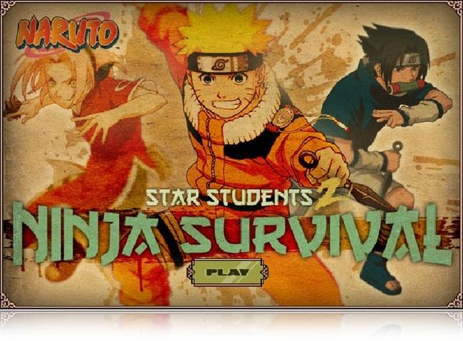 Resultado de imagem para Naruto Star Students 2: Ninja Survival