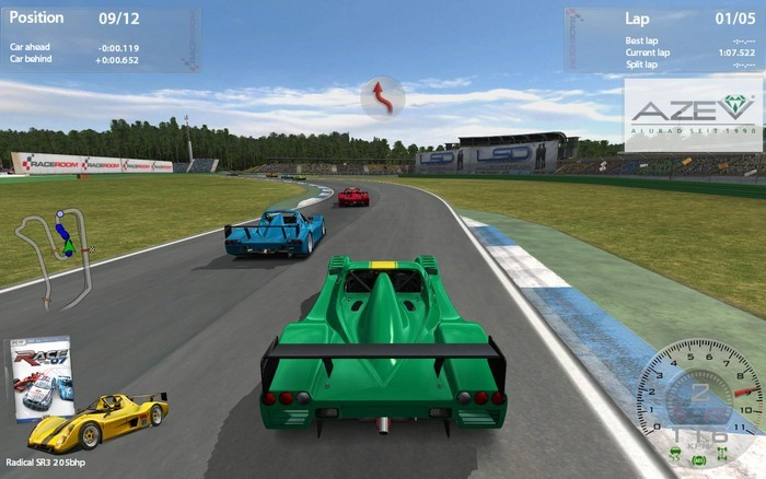 RaceRoom — The Game 2.