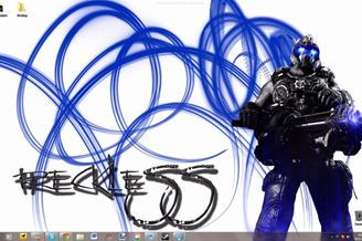 Gears Of War 3 Windows 7 Theme Icons Cursors Sounds Download