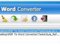 Imagem 4 do PDF To Word Converter