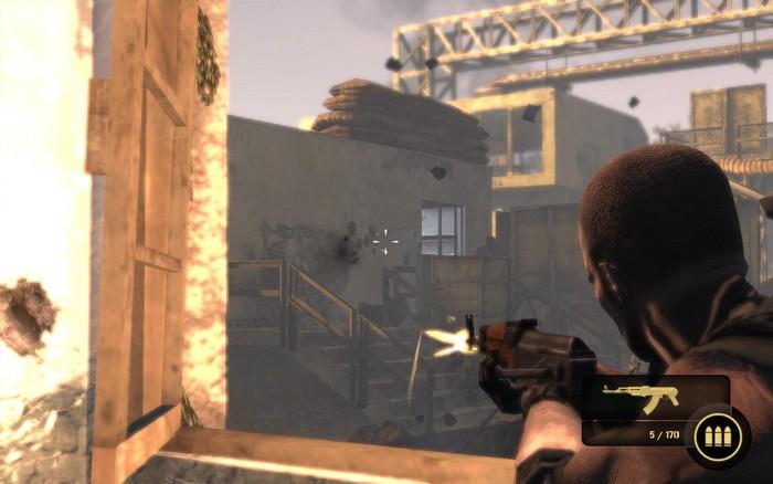 Global Ops: Commando Libya.