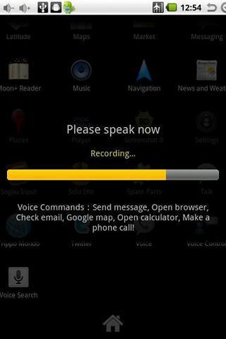 Voice Control without internet - Imagem 1 do software