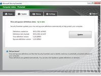 Imagem 2 do Microsoft Security Essentials