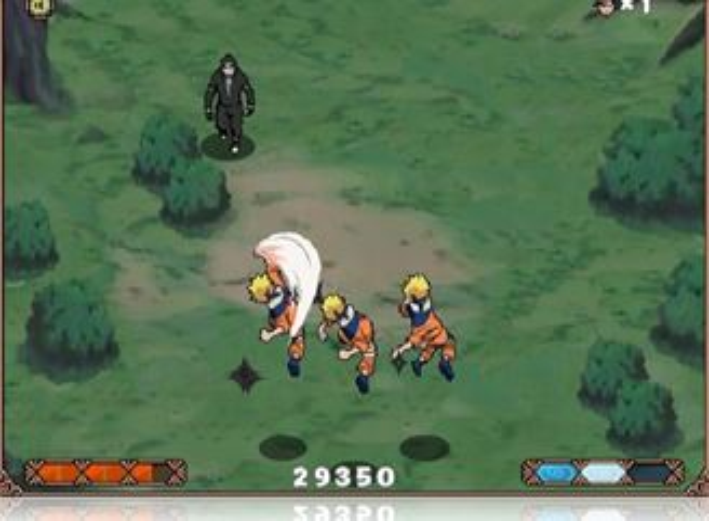 Naruto. Ninja Survival