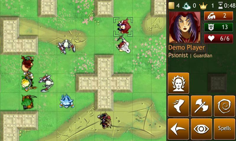 Hero Mages - Imagem 1 do software