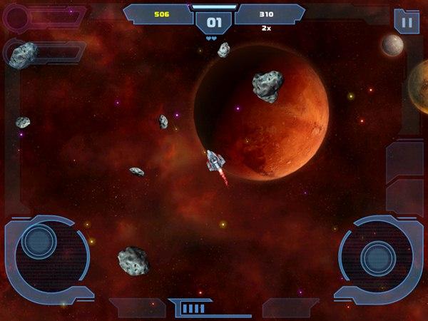 Asteroids GUNNER - Imagem 1 do software