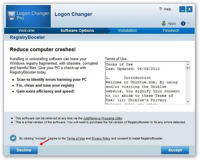 Logon Changer Pro